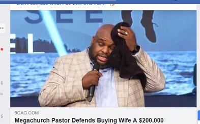 Kazateľ kúpil žene Lamborghini za 200 000 dolárov, nákup musel obhajovať pred veriacimi. Vraj naň zarobil poctivou prácou