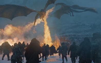 Každý díl 8. série Game of Thrones vyjde HBO na závratných 15 milionů dolarů