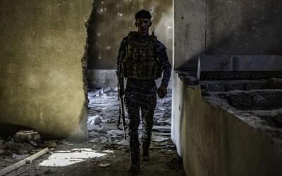 Každodenní krveprolití v Iráku plné strachu o život. Fotograf zachytil příběhy lidí žijících v Mosulu