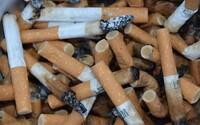 Každý Čech za loňský rok vykouřil v průměru 2010 cigaret. V Evropě patříme k největším kuřákům