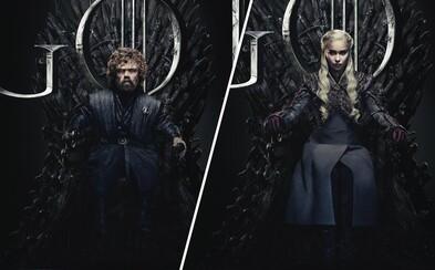 Každý môže byť kráľom na Železnom tróne. Navnaď sa na blížiacu sa sériu Game of Thrones novými fotkami