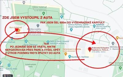 Kde se Prymula s Faltýnkem sešli? Tvrzení ministra zdravotnictví nesedí