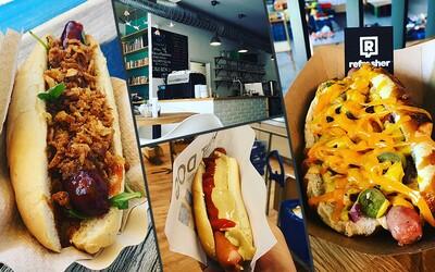 Kde si dáš v Bratislave najlepší hot dog? Otestovali sme 8 prevádzok