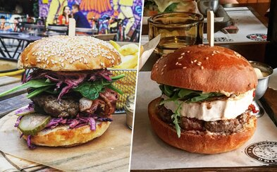Kde ti v Košiciach naservírujú najlepší burger? Porovnali sme 10 najlákavejších podnikov