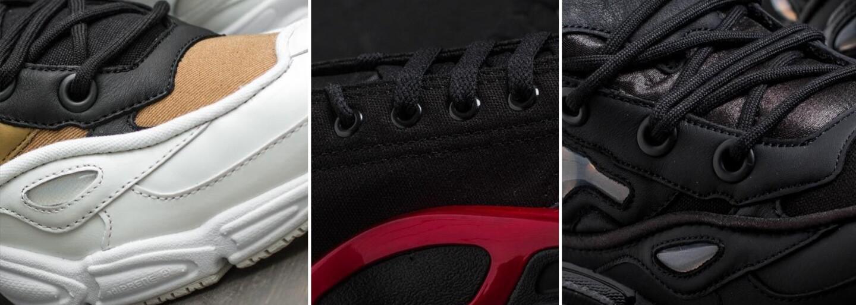 Kde u nás zoženieš exkluzívne tenisky zo spolupráce adidas a Raf Simons, jedného z najprestížnejších módnych dizajnérov?