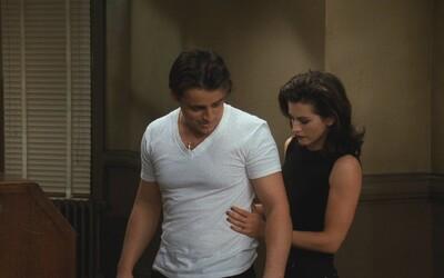 Kdo by mohl hrát Joeyho v nových Přátelích? Courtney Cox, která ztvárnila Moniku, má jasnou odpověď