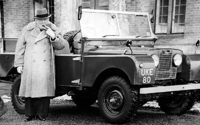 Kdo byl Winston Churchill?