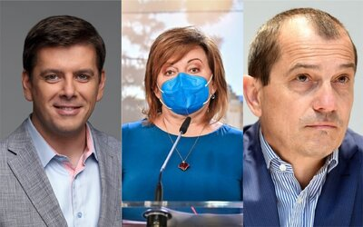 Kdo nahradí Alenu Schillerovou na pozici ministryně financí? Mluví se o těchto čtyřech mužích
