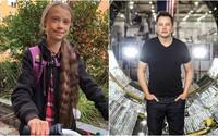 Kdo se stal nejobdivovanějším člověkem světa? V žebříčku se umístili Elon Musk, papež František či Greta Thunberg