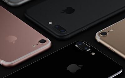 Kdy si iPhone 7 včetně Pluska koupíme v Česku a kolik zaplatíme za jednotlivé modely?