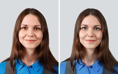 Kdybys měl možnost změnit na své tváři cokoliv, co by to bylo? Zajímavý projekt to partě lidí umožnil alespoň virtuálně