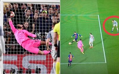 Když byl Messi u míče, Van Dijk křičel, aby mu spoluhráči pomohli. Sleduj i fenomenální přímák Argentince