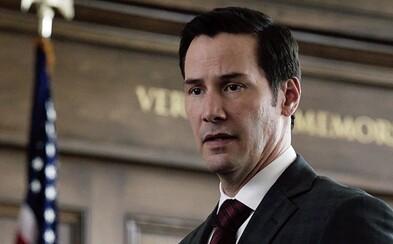 Keanu Reeves bude v dráme The Whole Truth riešiť mysteriózny prípad vraždy