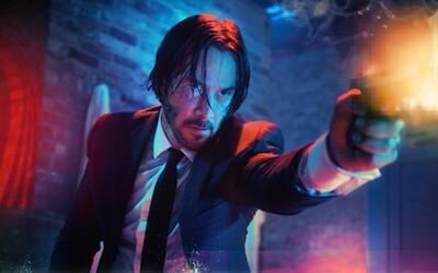 Keanu Reeves láme kosti a zabíja gangstrov po desiatkach. Sledujte nový trailer pre Johna Wicka
