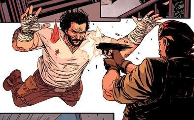 Keanu Reeves napsal vlastní komiks. Vystupuje v něm jako nesmrtelný, akční hrdina