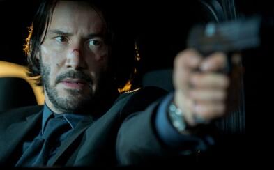 Keanu Reeves už pracuje na John Wick 3! Čím bude odlišný druhý diel a čo sa stane s Johnovým novým psom?