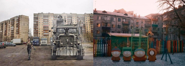 Keby boli známe filmy z Hollywoodu natáčané v Rusku, ledva by si ich spoznal. Rozpočet aj kulisy by boli o to pestrejšie