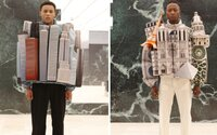 Keď nemôžeš ísť do mesta, obleč si ho. Virgil Abloh spojil módu a architektúru v najnovšej kolekcii pre Louis Vuitton