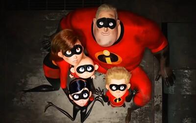 Keď sa objaví nový záporák, Rodinka úžasných musí opäť zachraňovať svet. A to so všetkou parádou, ktorú na nej tak milujeme