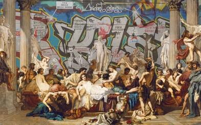 Keď sa Street Art stretne s klasickou maľbou