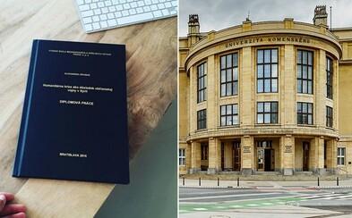 Keď si tlačíš bakalárku alebo diplomovku, získaš rovno 50 strán zadarmo. Slovenská firma ponúka študentom lákavú akciu