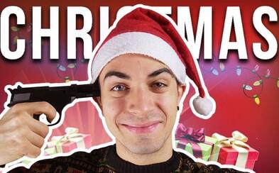 Kedy ste zistili, že darčeky nenosí Ježiško? Príšerné Vianoce podľa PPPetera vyzerajú takto