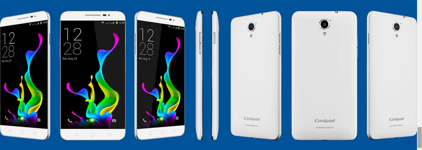 Keep smiling and súťažte with Coolpad