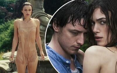 Keira Knightley odhalila svůj nejlepší filmový sex. Co se jí na něm líbilo a s kým ho měla?