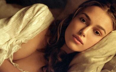 Keira Knightley odmítá natáčet sexuální scény režírované muži. Má dost chlapů zírajících na její nahé tělo