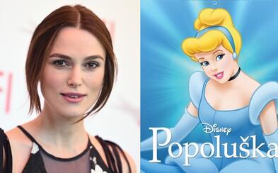 Keira Knightley zakázala svojej dcére pozerať Disney rozprávky. Obsahujú vraj sexizmus