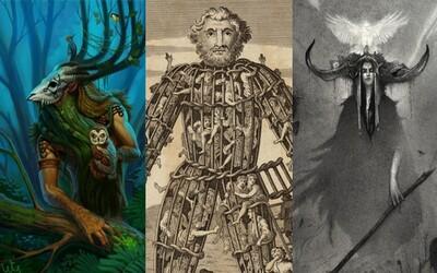 Keltští bohové: Mýtická stvoření plná hněvu i laskavosti, která si svými činy zasloužila úctu i na našem území