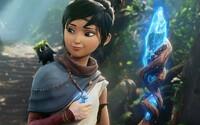 Kena: Bridge of Spirits je jedna z najkrajšie vyzerajúcich hier tohto roka. Uži si krásny trailer a teš sa na zábavné dobrodružstvo
