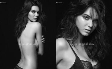 Kendall Jenner bez podprsenky ovládla kampaň spodného prádla Calvin Klein. Pripojili sa k nej aj ďalšie krásky