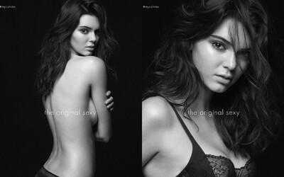 Kendall Jenner bez podprsenky ovládla kampaň spodního prádla Calvin Klein. Připojily se k ní i další krásky