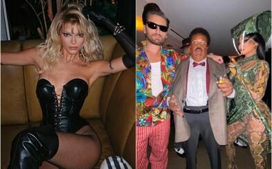 Kendall Jenner uspořádala party s více než 100 celebritami včetně Biebera a The Weeknda. Navzdory zákazu se fotily a natáčely