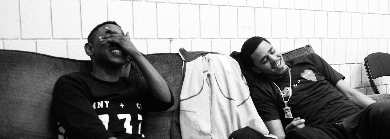 Kendrick Lamar a J. Cole si na Black Friday vymenili piesne a fanúšikov príjemne prekvapili