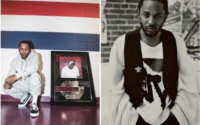 Kendrick Lamar dostal jako první raper Pulitzerovu cenu