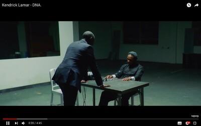 Kendrick Lamar posílá výborný videoklip na největší banger z jeho nejnovějšího alba, kterým se opět bude ucházet o cenu Grammy