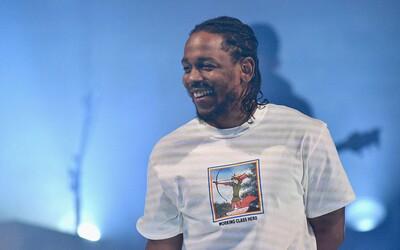 Kendrick Lamar predpovedá príchod nového albumu skladbou, v ktorej sa označuje za najlepšieho žijúceho rapera