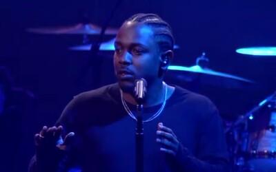 Kendrick Lamar predviedol aj preňho nadpriemerné vystúpenie so skladbami z posledného albumu