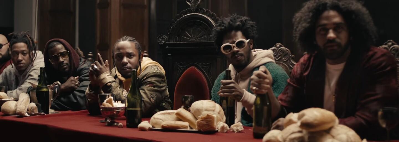Kendrickovi Lamarovi horí v novom videosingli hlava a my zatiaľ čakáme, čo príde 7. apríla