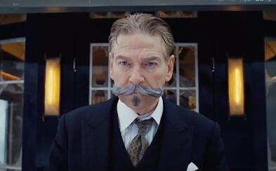 Kenneth Branagh chce kolem Poirota vytvořit vlastní univerzum
