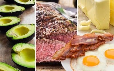 Ketogénna diéta: Keď slanina a vajcia chutia skvelo, ale fakty, ktoré ti mnohí neprezradia, sú zrazu prevažne bez chuti