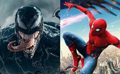 Kevin Feige: Společný film Venoma a Spider-Mana s největší pravděpodobností natočíme