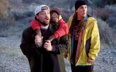 Kevin Smith sa vracia ku koreňom. Kultová dvojka Jay and Silent Bob dostane ďalší film