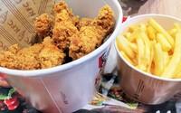 """KFC chystá vegetariánské """"kuřecí"""", nabídne také zdravou alternativu k hranolkům"""