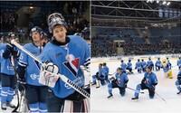 KHL ešte neskončila, no Slovan určite skončí ako najhorší tím súťaže. Zatiaľ nazbieral žalostných 33 bodov