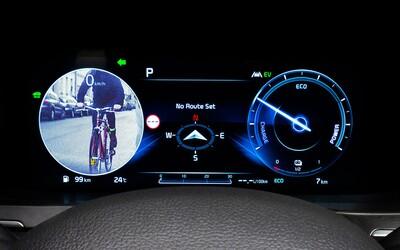 Kia prezentuje revoluční systém monitorování slepých úhlů