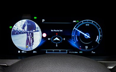 Kia prezentuje revolučný systém monitorovania slepých uhlov