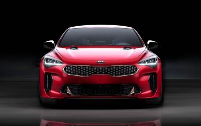 Kia šokuje! Revoluční Stinger GT je tím nejrychlejším, nejluxusnějším a nejhezčím modelem značky